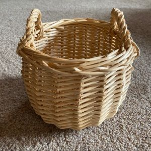 ‼️Large Wicker Pot Basket‼️